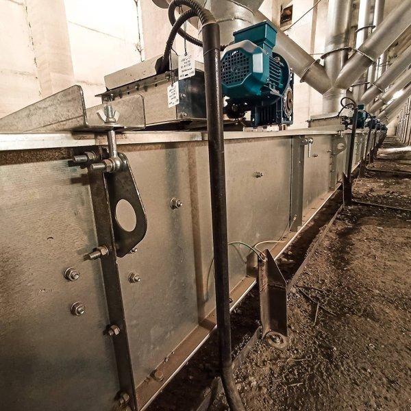 Машиностроительный завод конвейерного оборудования кпп фольксваген транспортер т2 т3