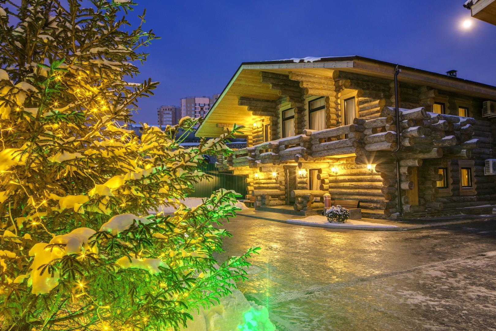 фотография Банно-гостиничного комплекса Аминьевские бани