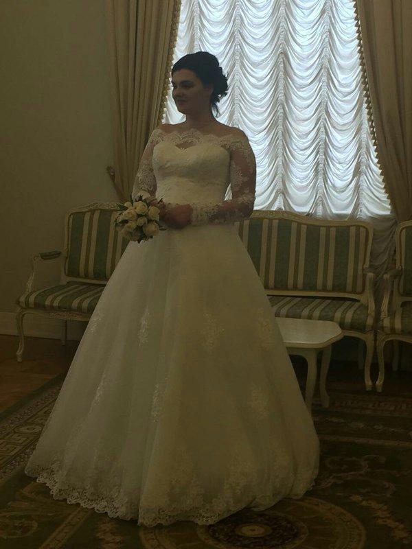 b34a9de9589 Свадебный салон Мона Лиза в Колпинском районе - отзывы