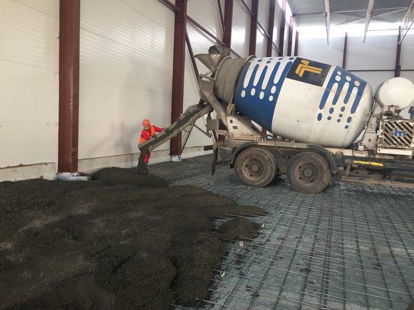 Зининский завод бетона уфа бетона блоки цена