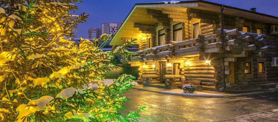 Фотогалерея - Банно-гостиничный комплекс Аминьевские бани