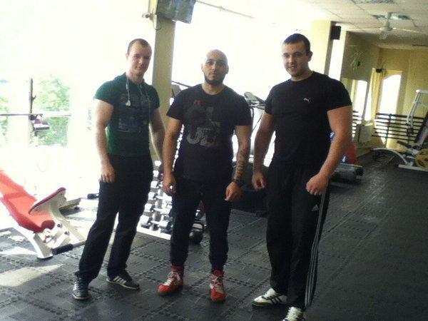 Отзывы о тренажерном зале Budz Gym - Фитнес клубы - Москва 3d760a8aeeea1