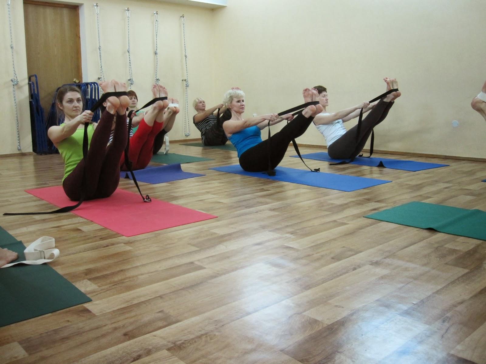 фотография Центра Твоя йога