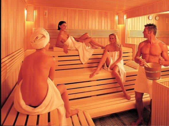 Секс между мальчиками в сауне 3 фотография