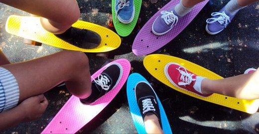 фотография Магазин кед и роликовых кроссовок Keds Shop в ТЦ Проспект