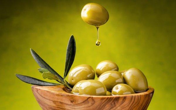 ароматизированные оливки (от клов)