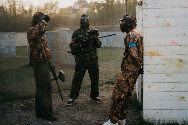 Пейнтбольный клуб города москва все ночные клубы в митино