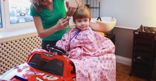 фотография Детской парикмахерской Little People