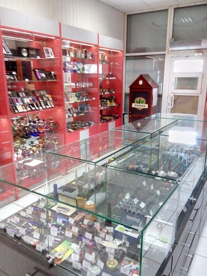 магазин табачных изделий в орле