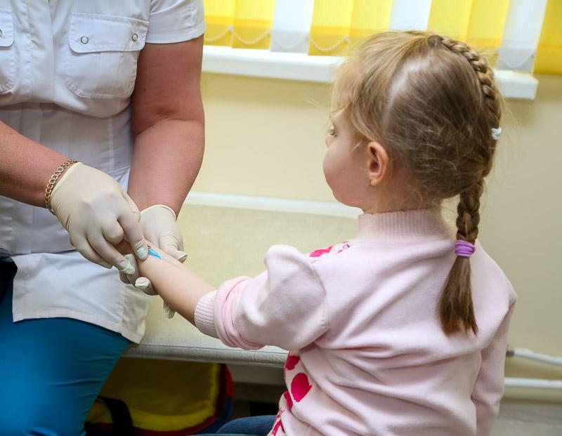 фотография Детской клиники Крепыш на Молодёжном проспекте
